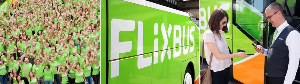 Fullservice-Logistik am Beispiel FlixBus